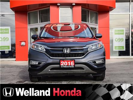 2016 Honda CR-V EX (Stk: U19167) in Welland - Image 2 of 19