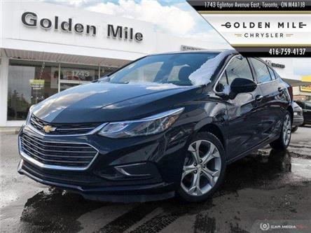 2018 Chevrolet Cruze Premier Auto (Stk: P4951) in North York - Image 1 of 30