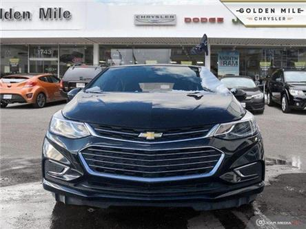 2018 Chevrolet Cruze Premier Auto (Stk: P4951) in North York - Image 2 of 30