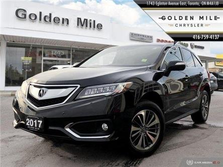 2017 Acura RDX Elite (Stk: P4935) in North York - Image 1 of 30