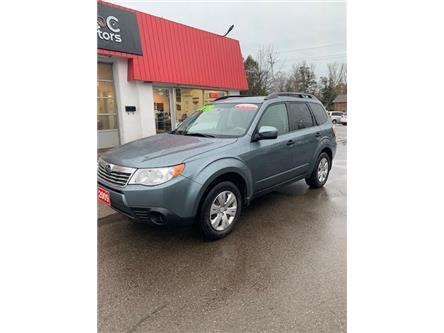 2009 Subaru Forester 2.5 X (Stk: ) in Cobourg - Image 2 of 13