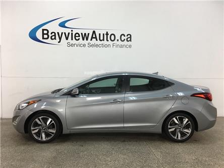 2015 Hyundai Elantra Limited (Stk: 35289BW) in Belleville - Image 1 of 27