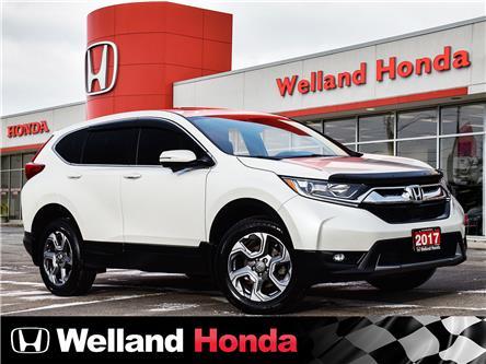 2017 Honda CR-V EX (Stk: U20056) in Welland - Image 1 of 30