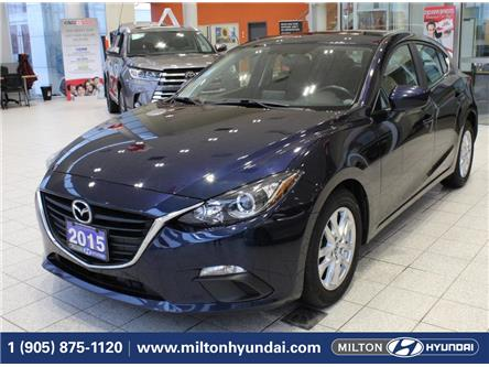 2015 Mazda Mazda3 Sport GS (Stk: 212412  ) in Milton - Image 1 of 38