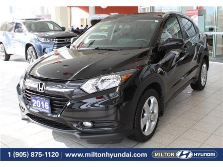 2016 Honda HR-V EX-L (Stk: 106892   ) in Milton - Image 1 of 37
