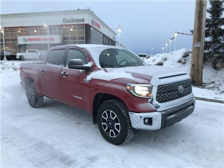 2020 Toyota Tundra Base (Stk: 200123) in Cochrane - Image 1 of 24