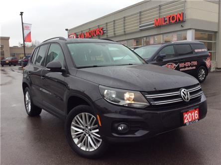 2016 Volkswagen Tiguan Special Edition (Stk: P0153) in Milton - Image 1 of 17