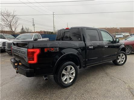 2016 Ford F-150 Platinum (Stk: C3589) in Concord - Image 2 of 5