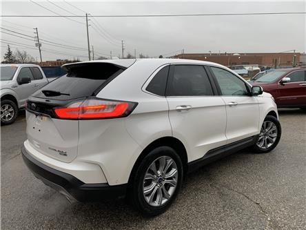 2019 Ford Edge Titanium (Stk: C3597) in Concord - Image 2 of 5
