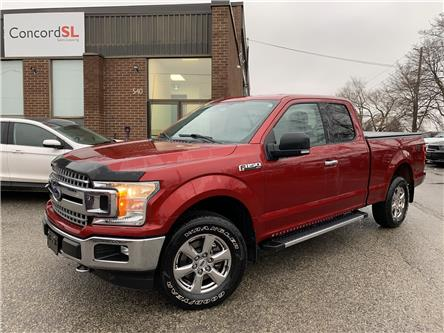 2018 Ford F-150 XLT (Stk: C3588) in Concord - Image 1 of 5