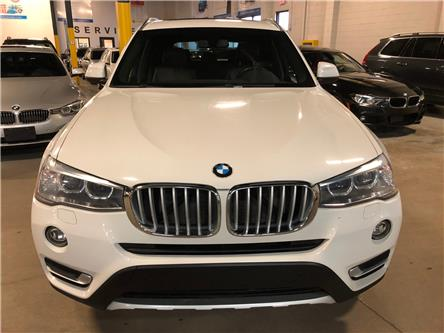 2017 BMW X3 xDrive28i (Stk: W0789) in Mississauga - Image 2 of 27