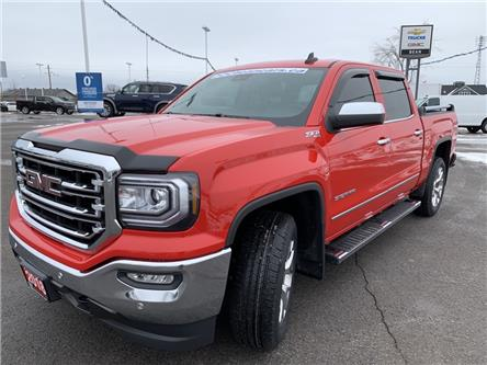 2018 GMC Sierra 1500 SLT (Stk: 09769) in Carleton Place - Image 1 of 19