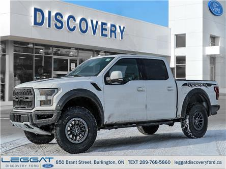 2020 Ford F-150 Raptor (Stk: F120-02944) in Burlington - Image 1 of 19