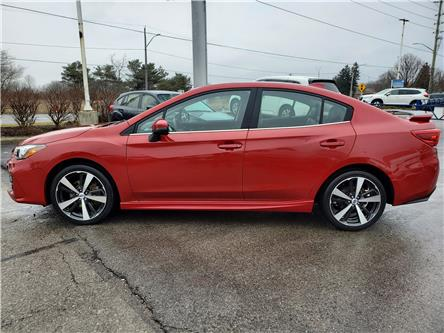 2017 Subaru Impreza Sport-tech (Stk: 20S343A) in Whitby - Image 2 of 28