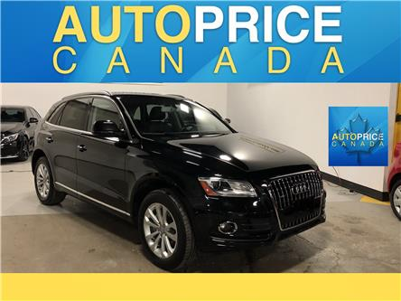 2016 Audi Q5 2.0T Progressiv (Stk: W0821) in Mississauga - Image 1 of 27