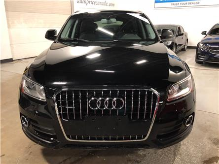 2016 Audi Q5 2.0T Progressiv (Stk: W0821) in Mississauga - Image 2 of 27