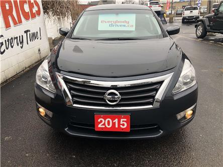2015 Nissan Altima 2.5 SV (Stk: 20-020) in Oshawa - Image 2 of 16
