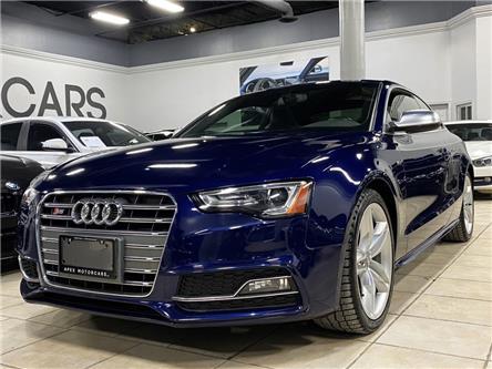 2014 Audi S5 3.0 (Stk: AP2066) in Vaughan - Image 1 of 23