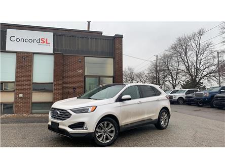 2019 Ford Edge Titanium (Stk: C3622) in Concord - Image 1 of 5