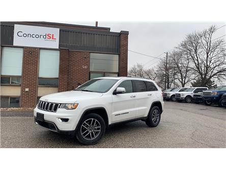 2019 Jeep Grand Cherokee Limited (Stk: C3621) in Concord - Image 1 of 5