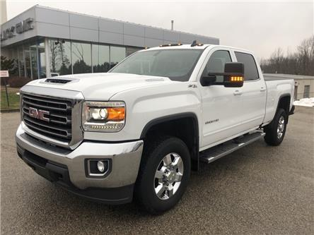2017 GMC Sierra 2500HD SLE (Stk: 33754) in Owen Sound - Image 1 of 13