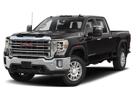 2020 GMC Sierra 2500HD SLT (Stk: F142533) in PORT PERRY - Image 1 of 9