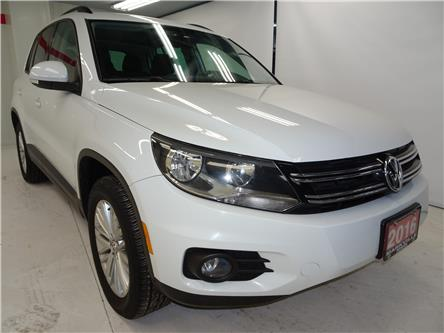 2016 Volkswagen Tiguan Special Edition (Stk: 36988U) in Markham - Image 1 of 23