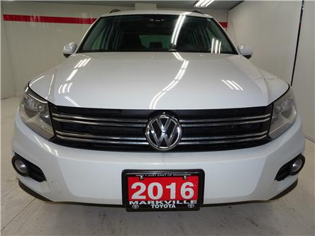 2016 Volkswagen Tiguan Special Edition (Stk: 36988U) in Markham - Image 2 of 23
