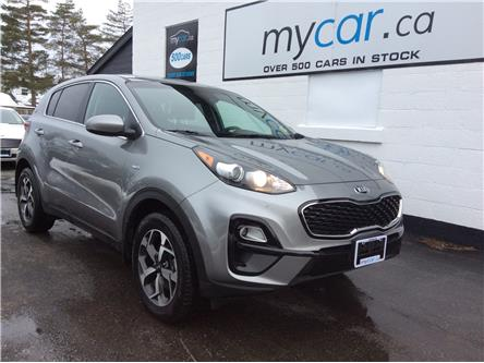 2020 Kia Sportage LX (Stk: 200025) in Kingston - Image 1 of 20