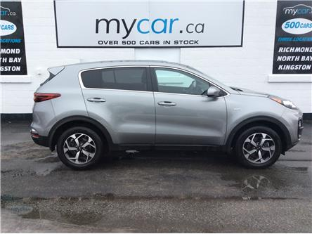 2020 Kia Sportage LX (Stk: 200025) in Richmond - Image 2 of 20