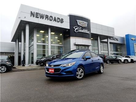 2016 Chevrolet Cruze LT Auto (Stk: N13982A) in Newmarket - Image 1 of 11