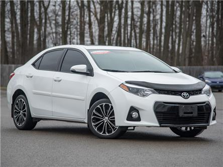 2015 Toyota Corolla S (Stk: 3647) in Welland - Image 1 of 22