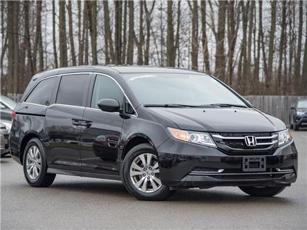 2016 Honda Odyssey SE (Stk: 3651) in Welland - Image 1 of 23