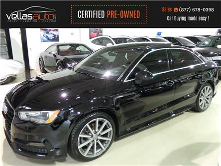 2016 Audi A3 2.0T Progressiv (Stk: NP4604) in Vaughan - Image 1 of 28