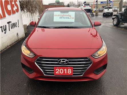 2018 Hyundai Accent GL (Stk: 20-005) in Oshawa - Image 2 of 13