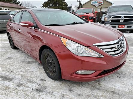 2013 Hyundai Sonata Limited (Stk: ) in Kemptville - Image 1 of 19