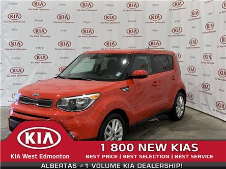 2019 Kia Soul EX (Stk: 7407) in Edmonton - Image 1 of 25