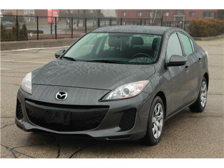 2012 Mazda Mazda3 GX (Stk: 2001003) in Waterloo - Image 1 of 23