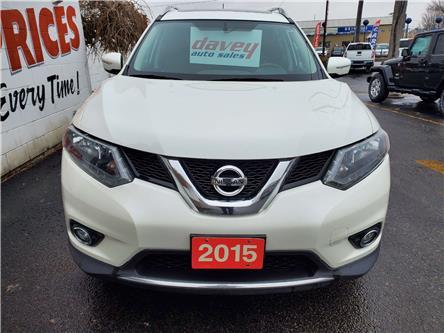 2015 Nissan Rogue SV (Stk: 19-863) in Oshawa - Image 2 of 16