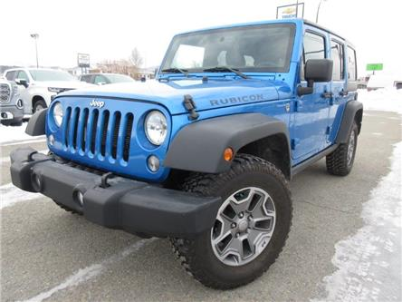 2014 Jeep Wrangler Unlimited Rubicon (Stk: 61875) in Cranbrook - Image 1 of 23
