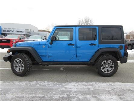2014 Jeep Wrangler Unlimited Rubicon (Stk: 61875) in Cranbrook - Image 2 of 23