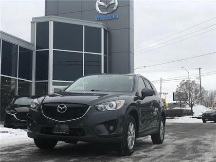 2015 Mazda CX-5 GS (Stk: 210031) in Gloucester - Image 1 of 14
