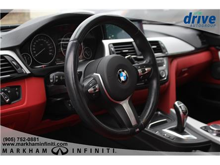 2016 BMW 435i xDrive Gran Coupe (Stk: P3401) in Markham - Image 2 of 25