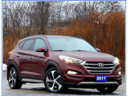 2017 Hyundai Tucson SE (Stk: OP3840X) in Kitchener - Image 1 of 17