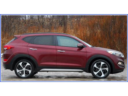 2017 Hyundai Tucson SE (Stk: OP3840X) in Kitchener - Image 2 of 17