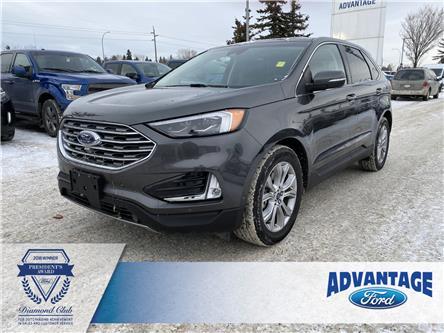 2019 Ford Edge Titanium (Stk: 5589) in Calgary - Image 1 of 26