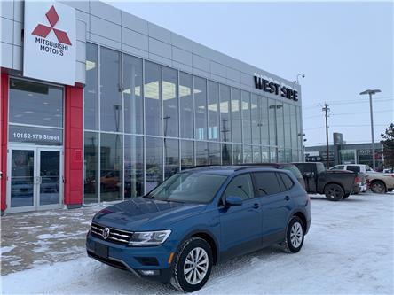 2018 Volkswagen Tiguan Trendline (Stk: BM3663) in Edmonton - Image 1 of 25