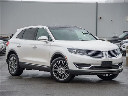 2016 Lincoln MKX Reserve (Stk: 19NT734T) in St. Catharines - Image 1 of 23