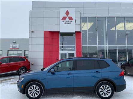 2018 Volkswagen Tiguan Trendline (Stk: BM3663) in Edmonton - Image 2 of 25