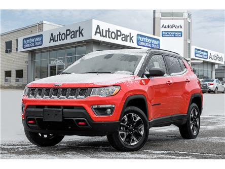 2018 Jeep Compass Trailhawk (Stk: APR6506) in Mississauga - Image 1 of 21